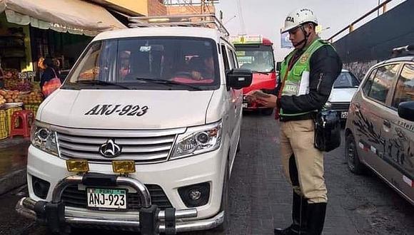 Arequipa debe ser excluida de la ley de taxi colectivo para evitar congestión vehicular