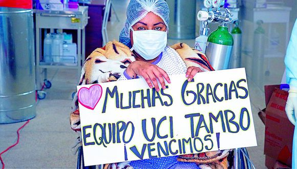 Pacientes vencen al coronavirus en hospital Carrión de huancayo  pero se quedan con secuelas físicas y psicológicas
