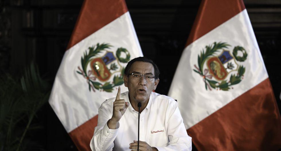 Martín Vizcarra. (Foto: Joel Alonzo/GEC)