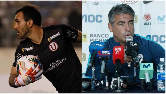 José Carvallo le respondió a Pablo Bengoechea por declaraciones sobre errores arbitrales