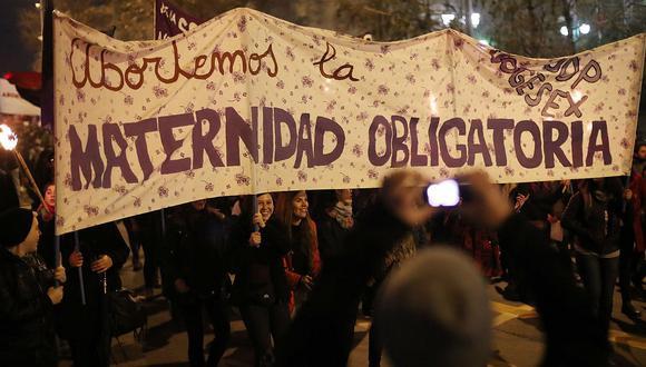 Chile: Cientos marcharon por aborto libre seguro y gratuito