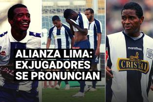 La reacción de los referentes y exjugadores blanquiazules tras descenso de Alianza Lima
