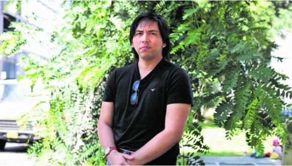 """Cristhian Briceño: """"El lenguaje es la marca de cada escritor"""""""
