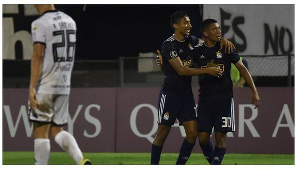 El gol de Cristian Palacios que le dio a Sporting Cristal su clasificación a la Copa Sudamericana (VIDEO)