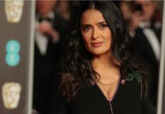 Salma Hayek también será presentadora en los Globos de Oro 2021