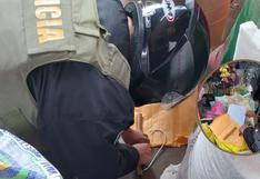 Extorsionadores dejan dinamita y exigen S/ 10,000 a comerciante en El Porvenir (VIDEO)