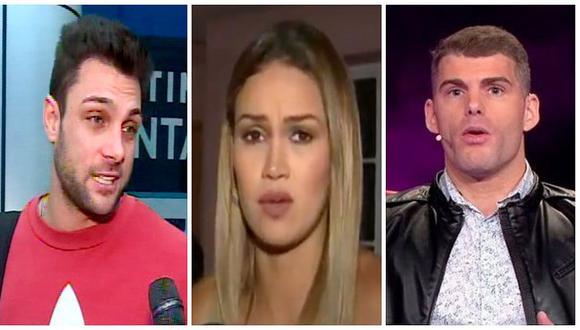 Nicola Porcella desmiente a Greg Michel y niega escena de celos a Angie Arizaga (VIDEO)