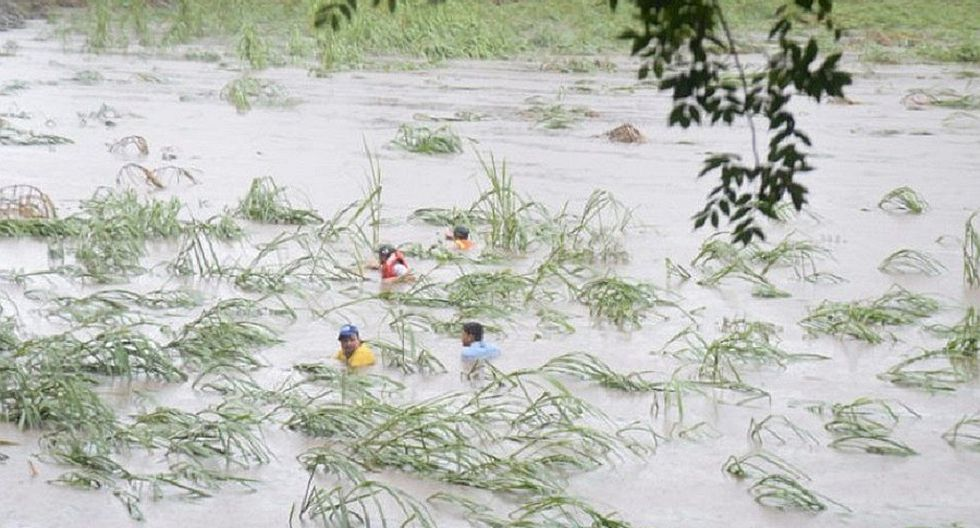 Tormenta Nate deja al menos 20 muertos en Centroamérica
