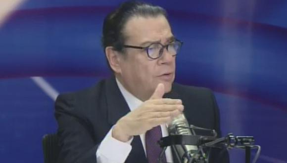 """Ministro Mendoza: """"El indulto es humanitario así no lo crea nadie"""""""