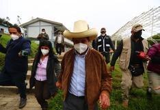 """Alcalde de Huamanga: Pedro Castillo """"está cumpliendo con su palabra de maestro"""" al jurar en Pampa de Ayacucho"""