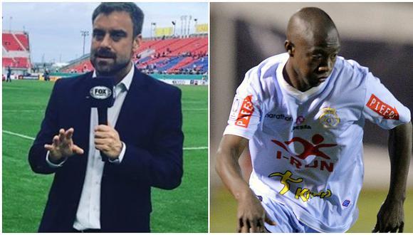 Jhoel Herrera respondió a pedido de periodista argentino hincha de Real Garcilaso