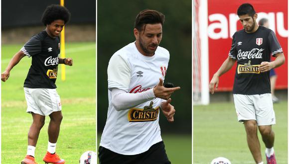 Copa América: Jugadores de la selección grabados a altas horas de la noche