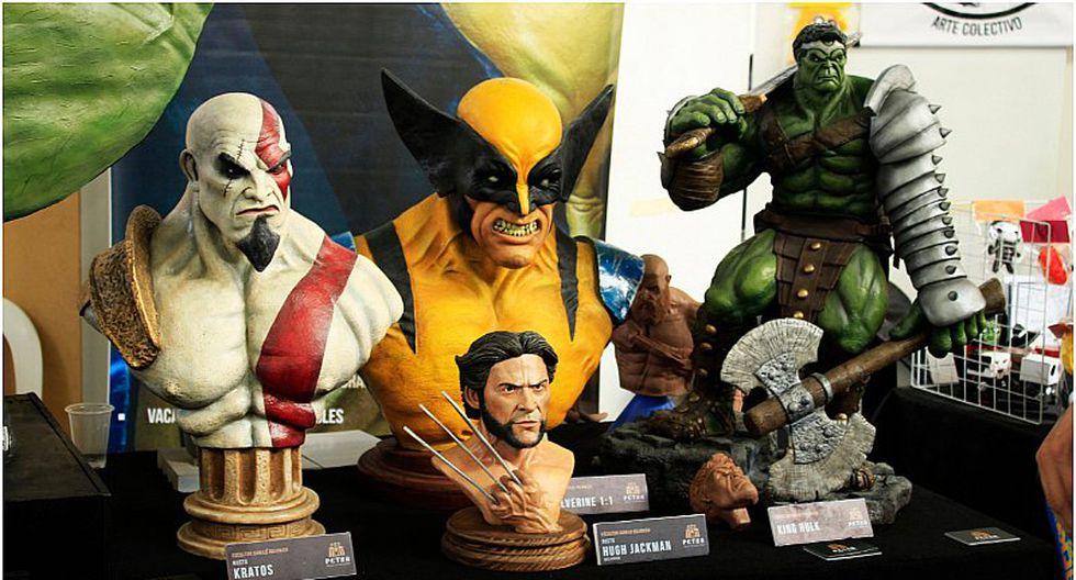 Día del comic: evento congregará a miles de fanáticos de las historietas