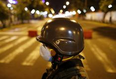 Estado de emergencia nacional va hasta fin de año y toque de queda será desde la medianoche