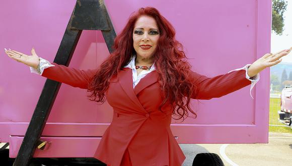 Monique Pardo opinó sobre 'Apoteósico', quien regresó a 'El Artista del Año'.   Foto: Cortesía.