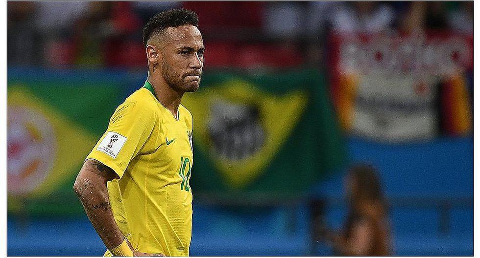 Neymar niega acusación de violación sexual, pero Policía de Brasil lo investigará