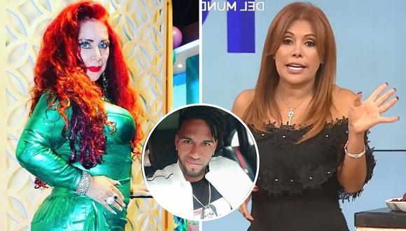 Monique Pardo pone en duda 'ampay' de Pedro Gallese y arremete contra Magaly Medina (FOTOS)