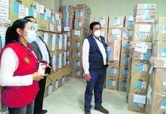 Hoy material electoral es desplegado a 270 locales de votación en jurisdicción de la Odpe Huancayo