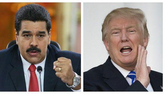 """Nicolás Maduro: """"El camarada Trump me está ofreciendo productos a buen precio"""""""
