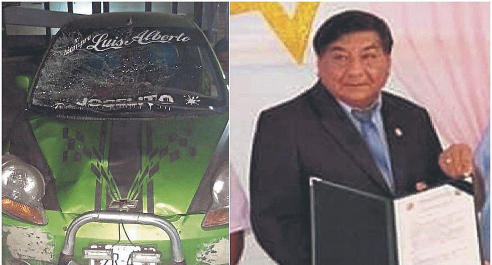 Un docente muere tras ser atropellado por automóvil