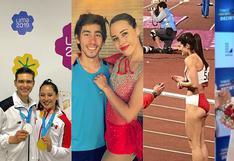 Las postales de amor que nos deja los Juegos Panamericanos Lima 2019