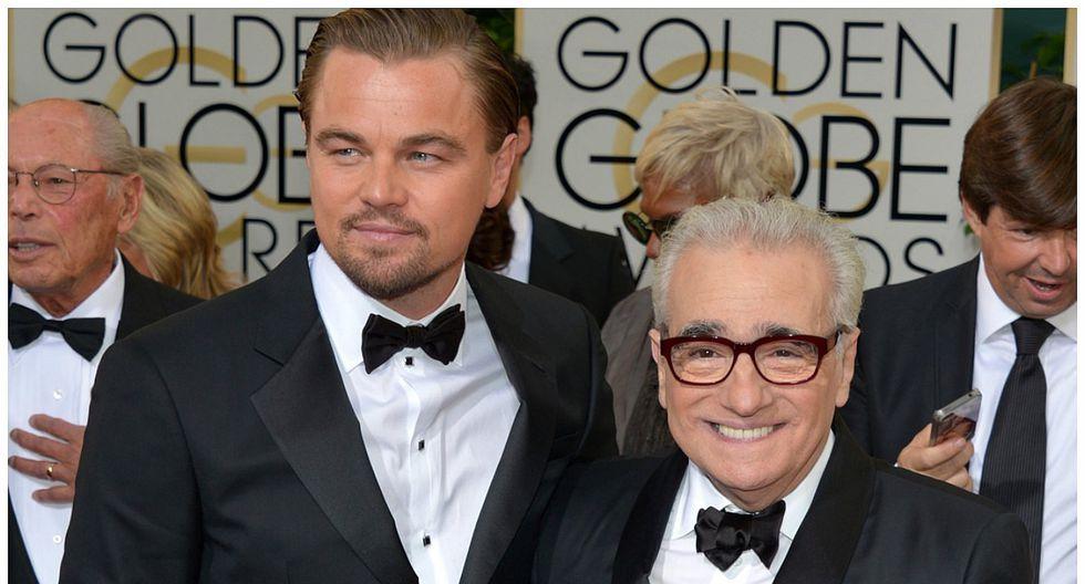 Leonardo DiCaprio y Martin Scorsese alistan documental sobre cambio climático