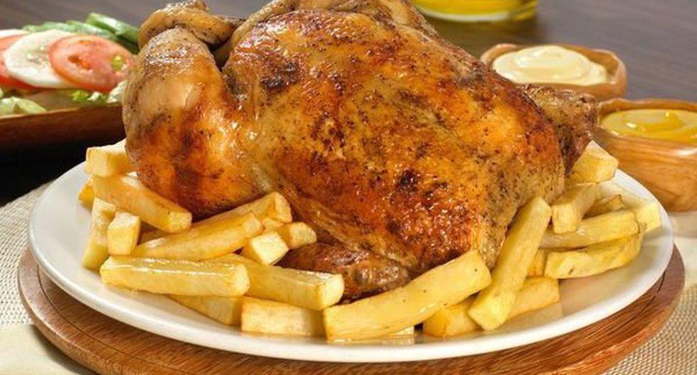 Consumo de pollo a la brasa incrementa en 50% en su día
