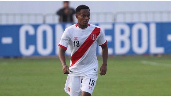 André Carrillo es pretendido por dos equipos de la Premier League