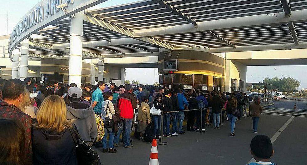 Tacna: Hasta 24 mil chilenos pasarían la frontera sólo este sábado