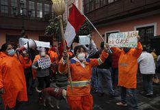 Municipalidad de Lima incorporará a 436 trabajadores de limpieza desde este sábado