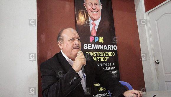 """Sergio Dávila: """"Kenyi fue vital en la decisión de votos fujimoristas"""""""