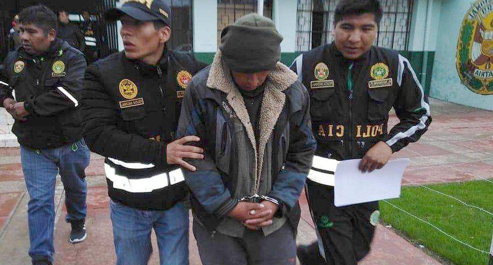 Investigan si descuartizador tiene más víctimas en Puno o Cusco