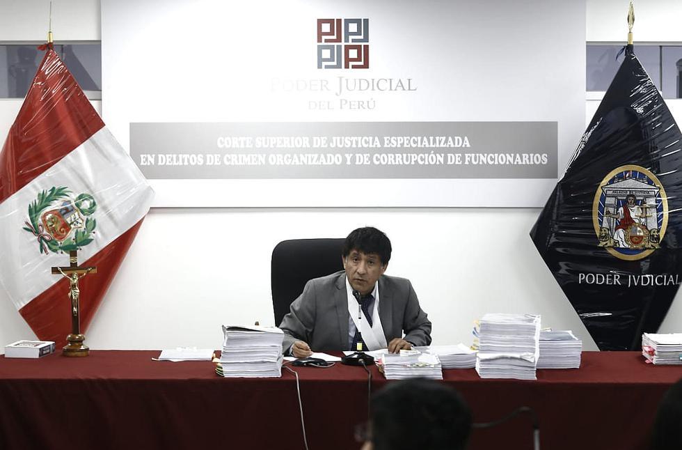 Reprograman audiencia de acusación contra expareja presidencial (FOTOS)
