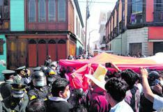 Tacna pide cuentas a Pedro Castillo y Julio Medina por agravio a bandera