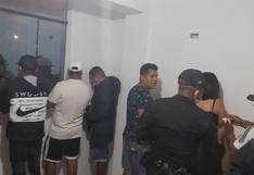 Detienen a 20 personas bebiendo licor y bailando en 'fiesta covid' en Lambayeque (VIDEO)