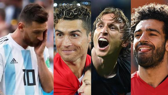 Mejor jugador de la UEFA: Messi no aparece entre los candidatos finales
