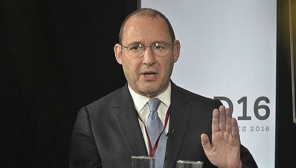 José Chlimper (Foto: Correo)