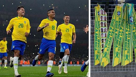 Perú vs. Brasil: Ya se venden artículos de Brasil campeón de la Copa América 2019 (VIDEO)