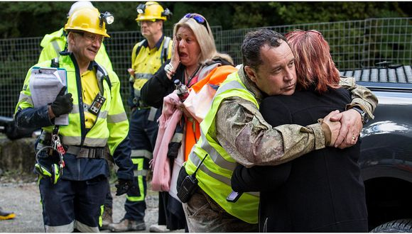 Entran en la mina de Nueva Zelanda donde murieron 29 mineros en 2010
