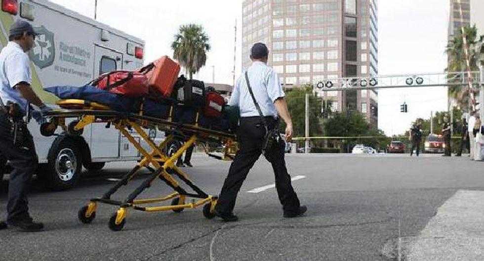 EEUU: Un muerto y dos heridos en tiroteo en centro comercial