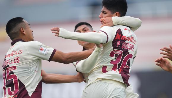 Piero tiene 19 años y fue promovido al primer equipo a inicios del 2021. (Foto: Liga 1)
