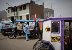 Reconocen la labor de los mototaxistas en Huánuco por apoyar en la lucha contra el COVID-19