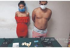 Prisión para presunto vendedor de droga en Tumbes