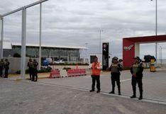 Avión de Latam aterrizó de emergencia en Pisco por amenaza de bomba