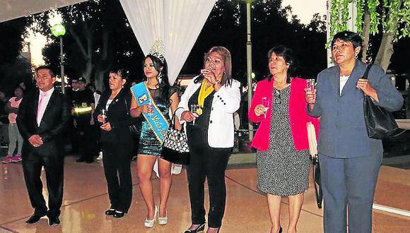 Distrito de Vista Alegre celebró su 34° aniversario de creación política