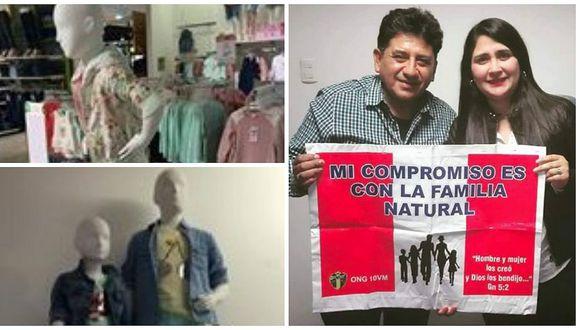 """Regidora de Chimbote cree que maniquíes sin sexo """"confunden"""" a niños"""