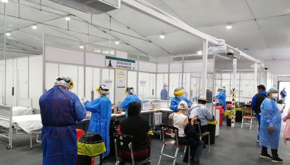 Contraloría General detectó irregularidades en los hospitales de las Fuerzas Armadas de Arequipa y en clínicas (Foto: Contraloría)