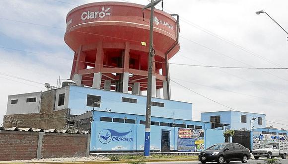 Marcharán por la falta de agua en Pisco