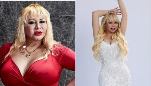 Susy Díaz sorprende con cambio de look. Foto: (Yalibe Ingaruca)