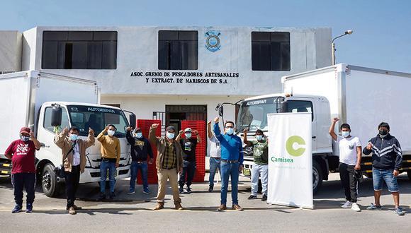 La donación tiene un valor superior a US$ 126 mil y está enmarcada en el Convenio Socio Ambiental de Camisea con la provincia de Pisco.